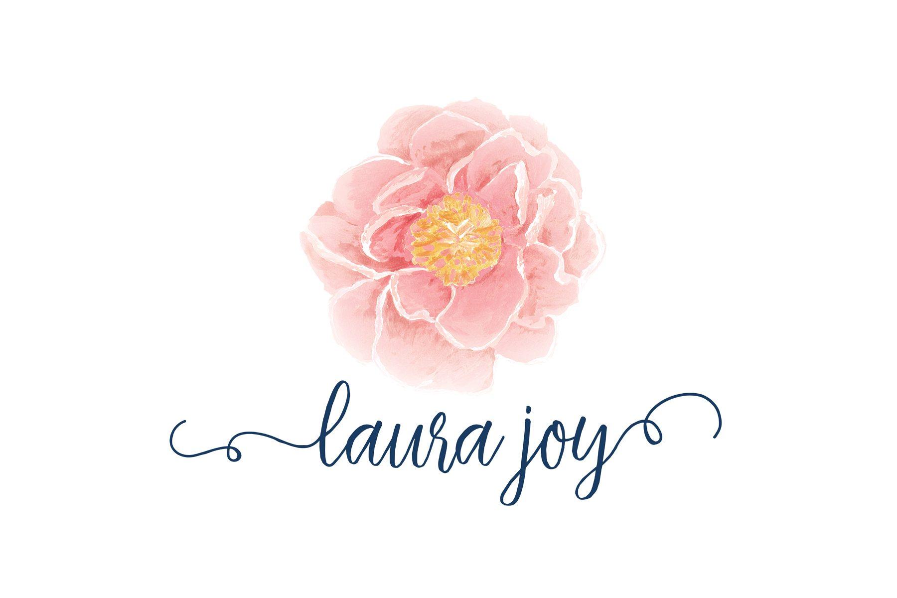 LauraJoyLogo